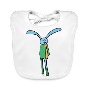 Ugly Bunny - Baby Bio-Lätzchen