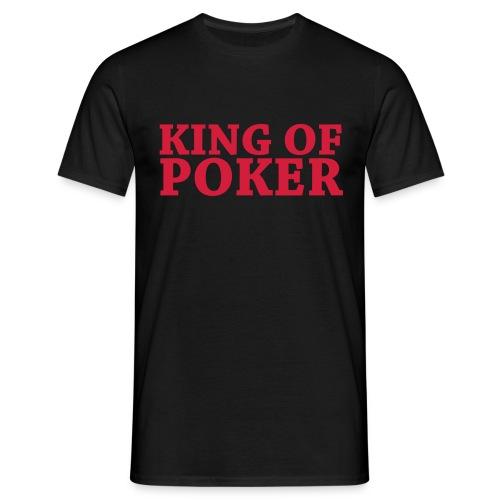King of Poker - T-Shirt klassisch - Männer T-Shirt