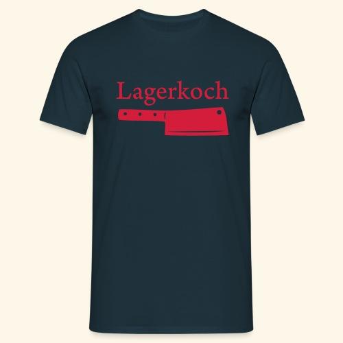 Lagerkoch - Burschen - Männer T-Shirt