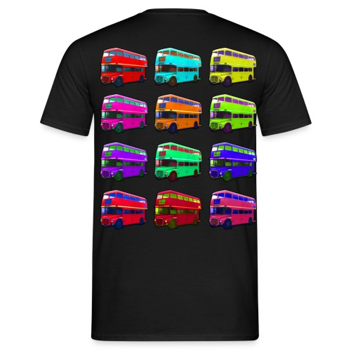 Routemaster Tsshirt - Men's T-Shirt