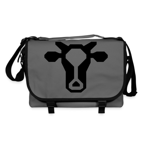 design cow - Schoudertas
