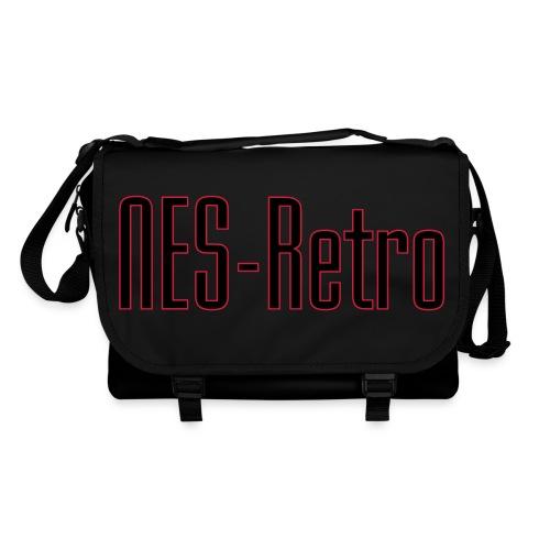 NES-Retro olkalaukku - Olkalaukku