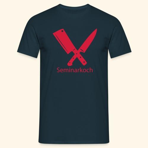 Seminarkoch - Burschen - Männer T-Shirt