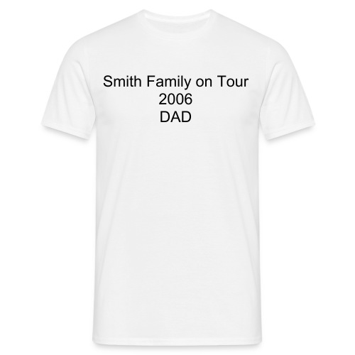 Quality personalised T Shirt - Men's T-Shirt