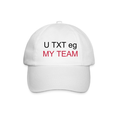 Advertise your business, email your logo to studio@udesign.co.uk today - Baseball Cap