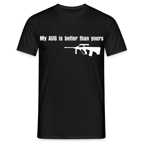 Airsoft Style - My AK is better than yours - Männer T-Shirt