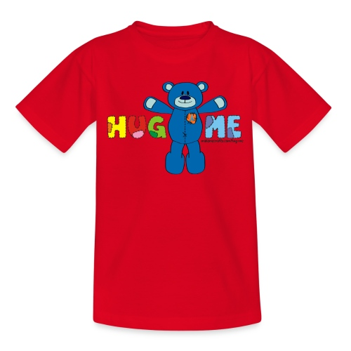 Teenager Classic Hug ME T-Shirt - Teenage T-shirt