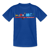 Shirts ~ Teenage T-shirt ~ Teenager Classic Make ME T-Shirt