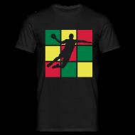 Tee shirts ~ Tee shirt Homme ~ Handball Jamaïque