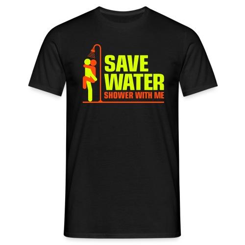 ecologische oplossing - Mannen T-shirt