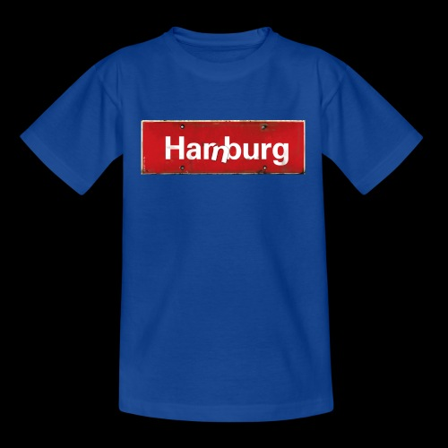 Hamburg oder Harburg? Beides! - Kinder T-Shirt