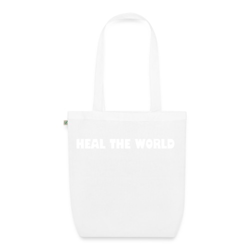 Heal the world EarthPositive Tote Bag - EarthPositive Tote Bag