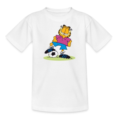 T-Shirt Garfield Enfant - Teenager T-Shirt