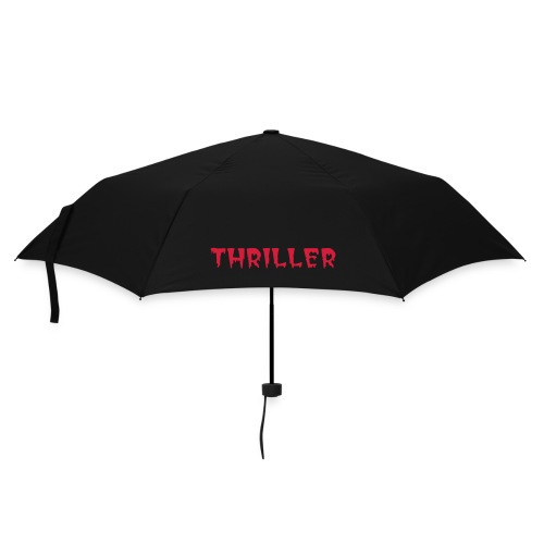 Thriller Umberella (Small) - Umbrella (small)