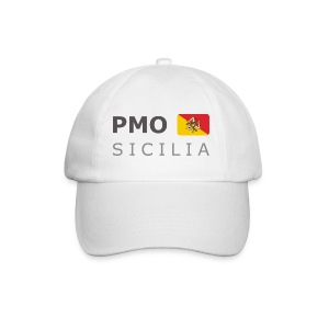 Base-Cap PMO SICILIA dark-lettered  - Baseball Cap
