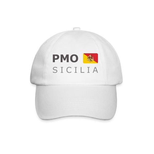 Base-Cap PMO SICILIA dark-lettered  - Baseball Cap