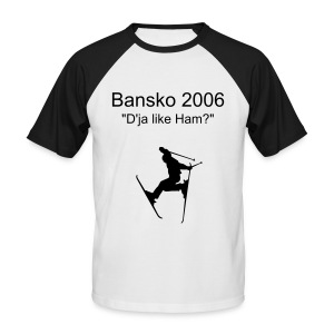 Bansko - Men's Baseball T-Shirt