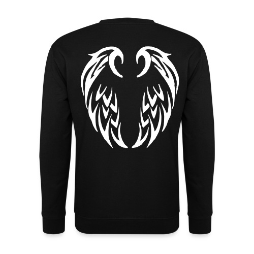 Pull homme ailes tribales - Sweat-shirt Homme