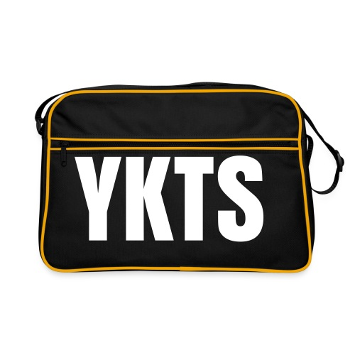 YKTS - Messenger bag/Courier bag - Retro Bag