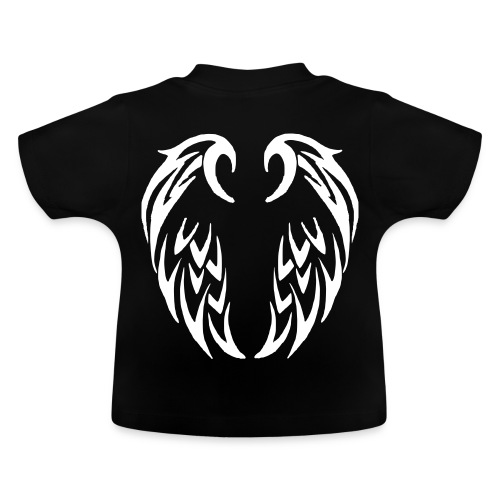 T shirt bébé ailes tribales - T-shirt Bébé