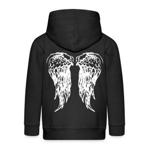 Veste à capuche enfant ailes - Veste à capuche Premium Enfant