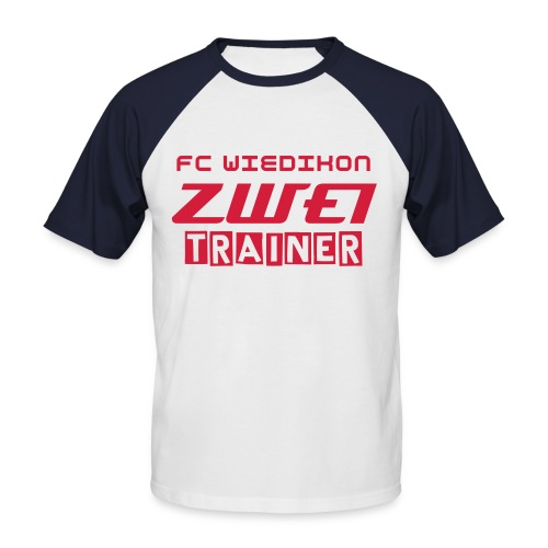 FCW 2 - Trainingsshirt - Männer Baseball-T-Shirt
