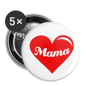 Chapitas Amor de Madre - Chapa mediana 32 mm