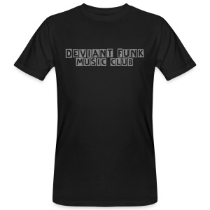 deviant funk music club - Men's Organic T-shirt
