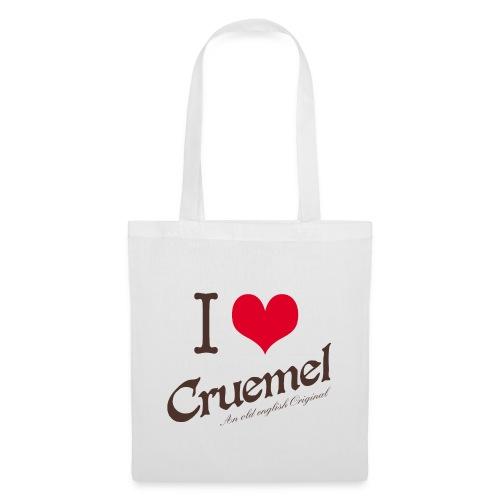 I heart Cruemel - Stoffbeutel