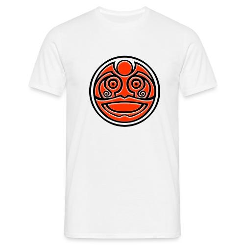 T-Shirt Tribal God-Face - Männer T-Shirt