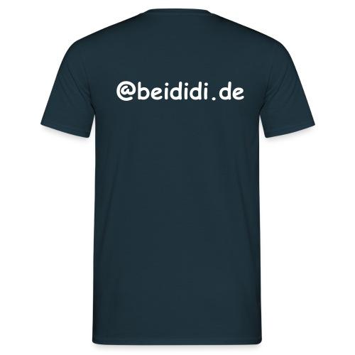 Meins - Männer T-Shirt