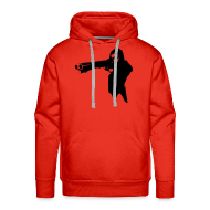 Hoodies & Sweatshirts ~ Men's Premium Hoodie ~ They Call Her One Eye