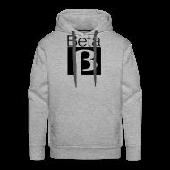 Hoodies & Sweatshirts ~ Men's Premium Hoodie ~ Betamax