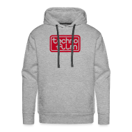 Hoodies & Sweatshirts ~ Men's Premium Hoodie ~ Techno Film
