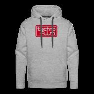 Hoodies & Sweatshirts ~ Men's Premium Hoodie ~ Techno Film
