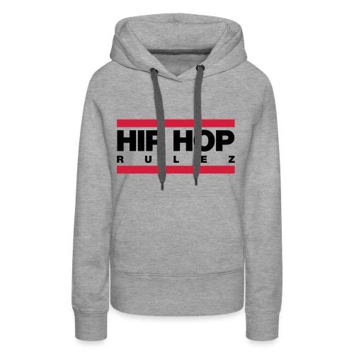 HipHop Hoodie for women - Vrouwen Premium hoodie