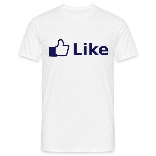 LIKE shirt for men - Mannen T-shirt