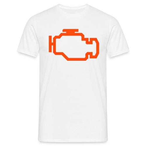 Check Engine Light Tee - Men's T-Shirt