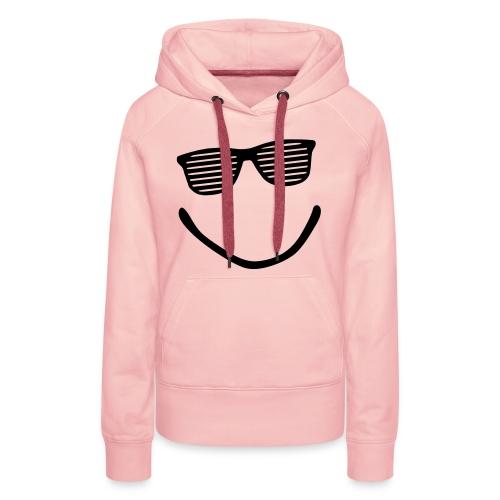 sweater zonnebril - Vrouwen Premium hoodie