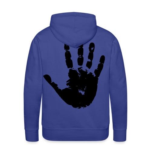 Camera Shirt - Mannen Premium hoodie