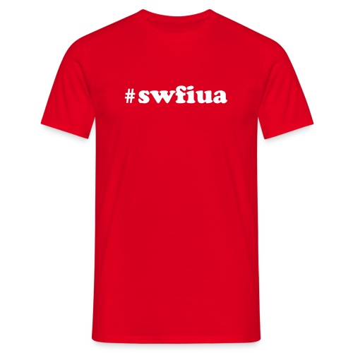 Mens 'swfiua' Tee - Men's T-Shirt