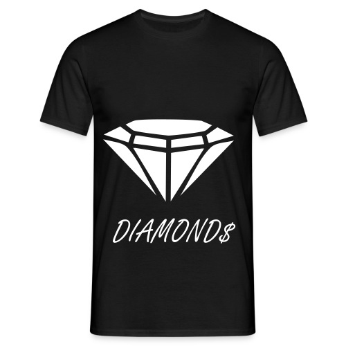 ''DIAMOND$ Collectie'' T-Shirt - Mannen T-shirt