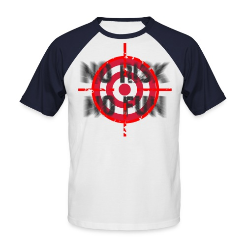 theartomix No risk, No fun TEE - Men's Baseball T-Shirt