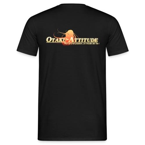 Tshirt homme OA v3 logo derrière - T-shirt Homme
