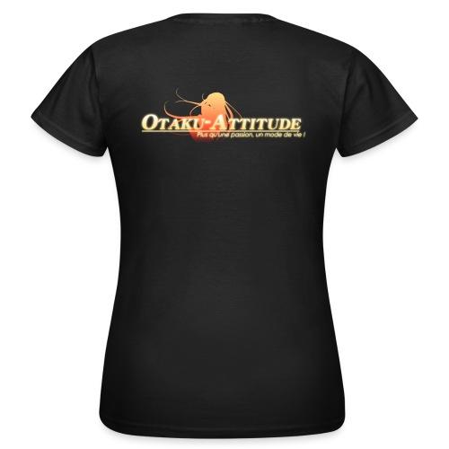 Tshirt femme OA v3 logo derrière - T-shirt Femme