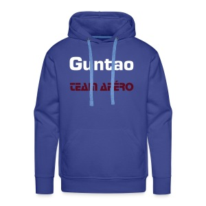 sweat guntao - Sweat-shirt à capuche Premium pour hommes