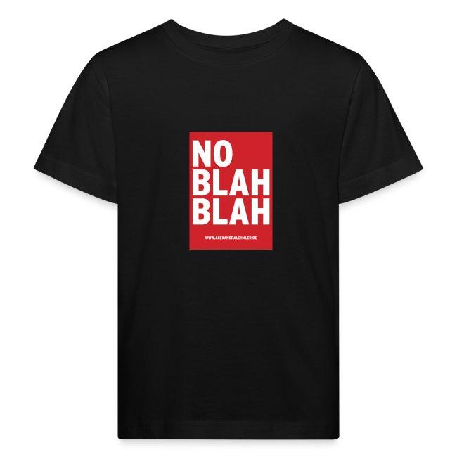 Kinder T-Shirt schwarz