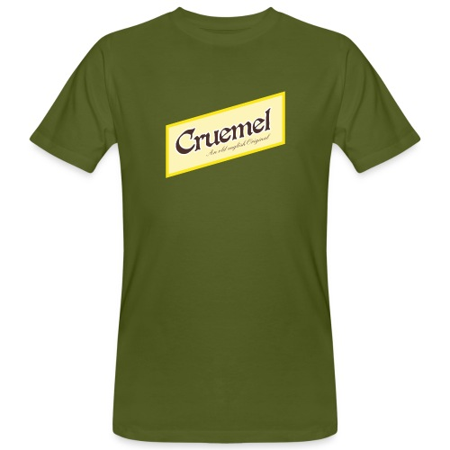 Cruemel klimaneutral - Männer Bio-T-Shirt
