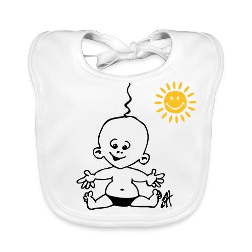 Baby slabbertje - Bio-slabbetje voor baby's