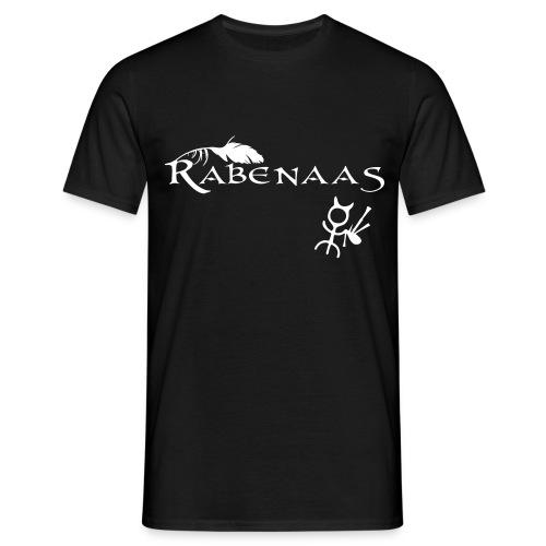 Rabenaas Basic - Männer T-Shirt